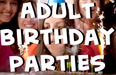 corporate outings, birthday parties, team building, fundraising, youthgroups, sports teams, after proms, all night parties, adult birthday parties, day cares , day camps, fun