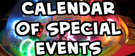 alendar, specials, deals, discount, fun and stuff, fun 'n' stuff, northeast ohio, go karts, lasertag, roller skating