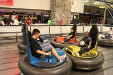 bumper cars, crazy cars, fun, indoor, year round, Macedonia, northeast ohio, bump, spin