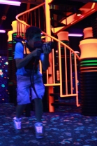 Lasertag, indoor, year round, fun, friends, groups, northeast ohio, macedonia, laser, shooting, black light,