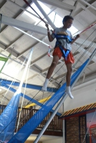 Eurobungy, Indoor, fun, year round, bouncing, trampoline, northeast ohio, winter, Macedonia